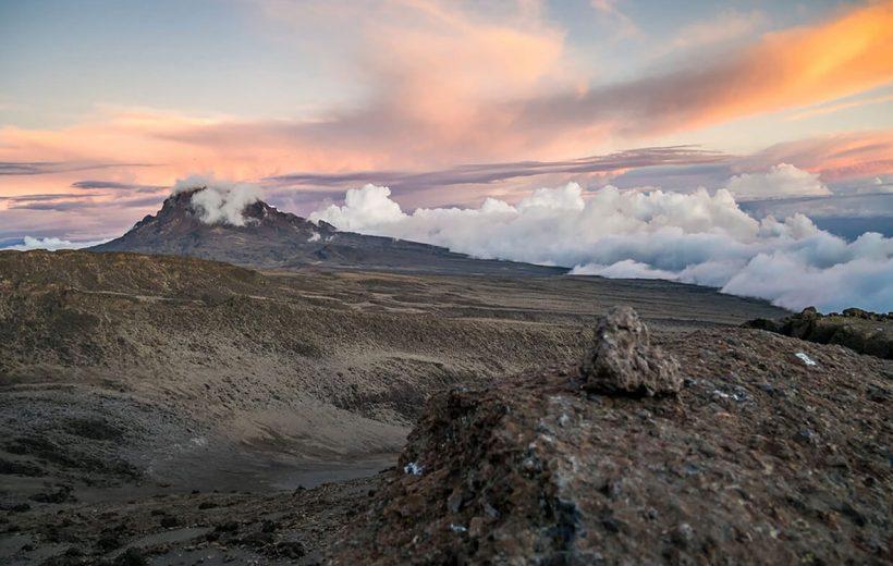 Mount Kilimanjaro, Machame Route