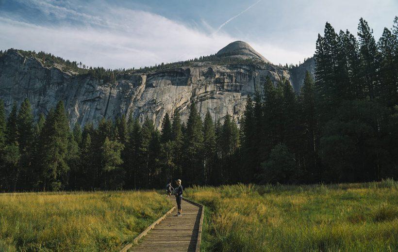 Yosemite National Park Weekend Hiking Tour