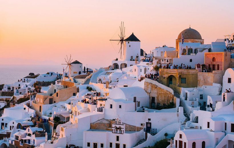 Experience Greece: Athens, Crete & Santorini- 10 Days